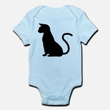 Cat Silhouette Infant Bodysuit