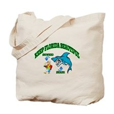 Keep Florida Beautiful Tote Bag