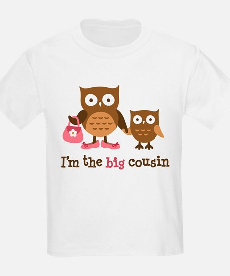 Big Cousin - Mod Owl T-Shirt