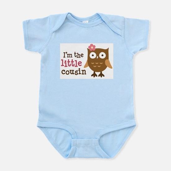 Little Cousin - Mod Owl Body Suit