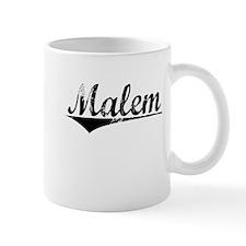 Malem, Aged, Mug