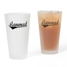Manmad, Aged, Drinking Glass