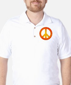 Peace on Fire T-Shirt