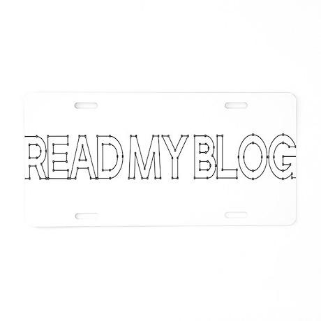 Read My Blog - Vector - Daddy Blog - Mommy Blog Al
