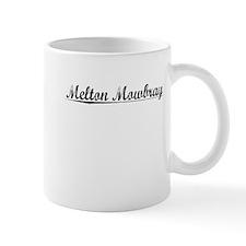 Melton Mowbray, Aged, Mug