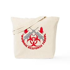 Zombie Response Team r Tote Bag