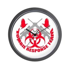 Zombie Response Team r Wall Clock