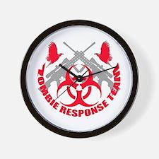 Zombie Response Team r Wall Clock