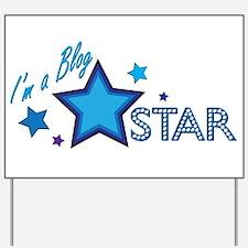 Im a Blog Star - Blue - Mommy Blog - Daddy Blog Ya