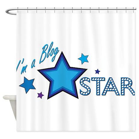 Im a Blog Star - Blue - Mommy Blog - Daddy Blog Sh