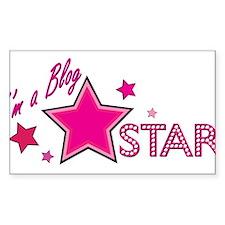Im a Blog Start - Pink - Mommy Blog - Daddy Blog S