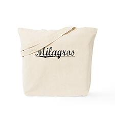 Milagros, Aged, Tote Bag