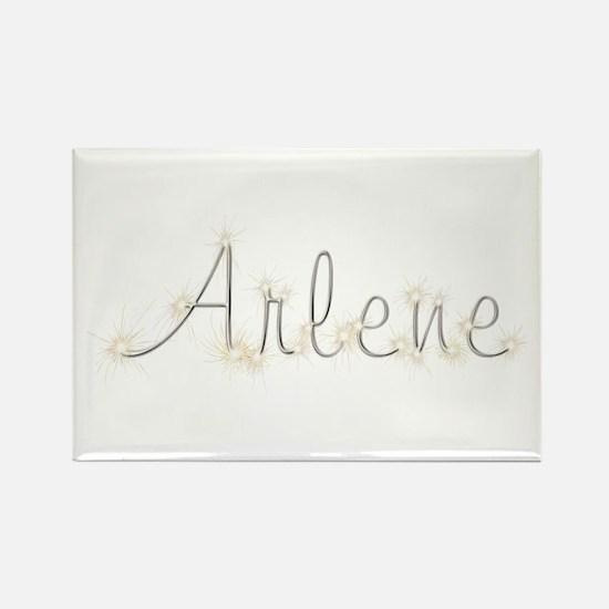 Arlene Spark Rectangle Magnet