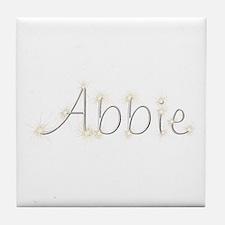 Abbie Spark Tile Coaster