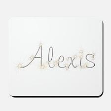 Alexis Spark Mousepad