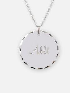 Alli Spark Necklace