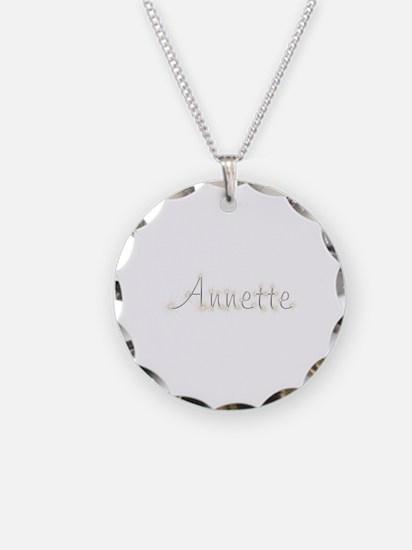 Annette Spark Necklace