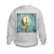 Cute Wall girls Sweatshirt