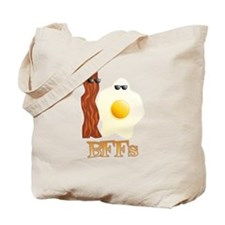 BFF - Bacon Egg Tote Bag