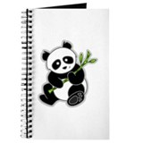 Panda bear Journals & Spiral Notebooks