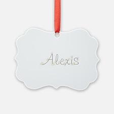 Alexis Spark Ornament
