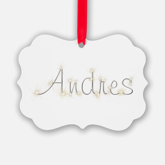 Andres Spark Ornament