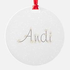 Andi Spark Ornament