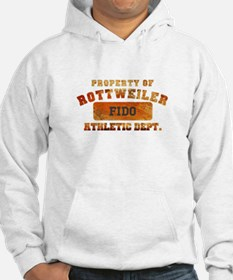 Personalized Prop of Rottweiler Hoodie