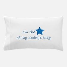 Im the star of my daddys blog - blue - daddy blog