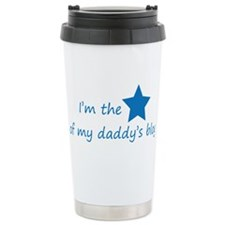 Im the star of my daddys blog - blue - daddy blog