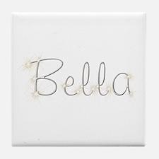 Bella Spark Tile Coaster