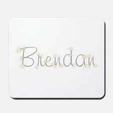 Brendan Spark Mousepad