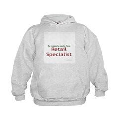 Retail Spec Hoodie