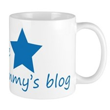 Im the star of my mommys blog - blue - mommy blog