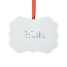 Blake Spark Ornament