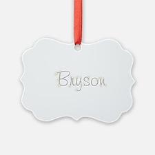 Bryson Spark Ornament