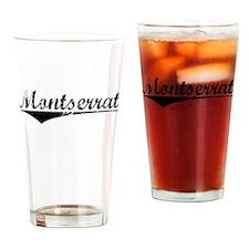 Montserrat, Aged, Drinking Glass