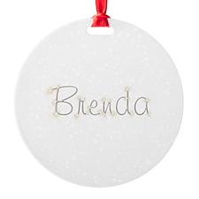 Brenda Spark Ornament