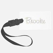 Brooke Spark Luggage Tag