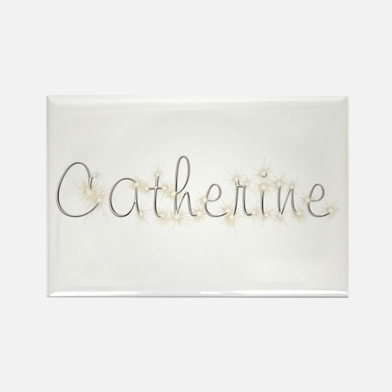 Catherine Spark Rectangle Magnet
