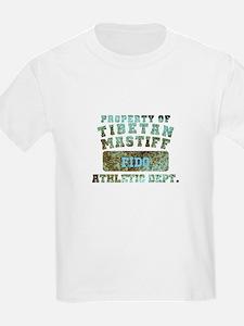 Personalized Prop of Tibetan Mastiff T-Shirt