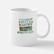 Personalized Prop of Tibetan Mastiff Mug
