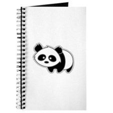 Cute Little Panda Journal