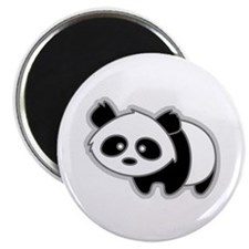 Cute Little Panda Magnet