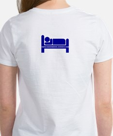 I Nap at Work Women's T-Shirt