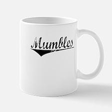 Mumbles, Aged, Mug