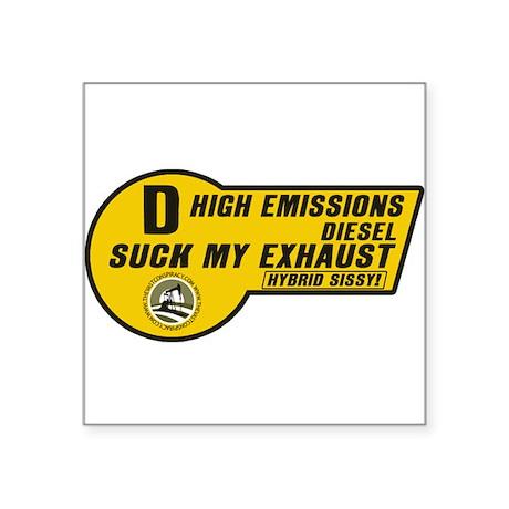 Diesel (5x3 Diesel Engine Sticker) Sticker