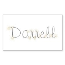 Darrell Spark Rectangle Decal