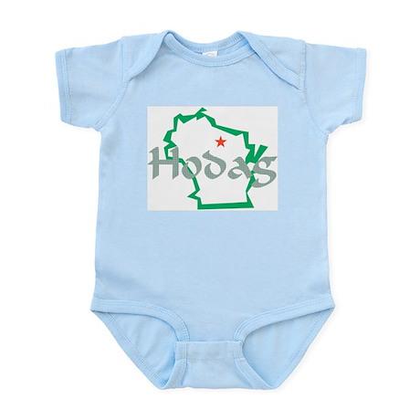 Rhinelander Hodag Infant Creeper