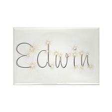 Edwin Spark Rectangle Magnet